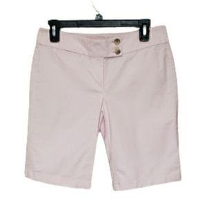 Ann Taylor Signature Fit Bermuda Shorts